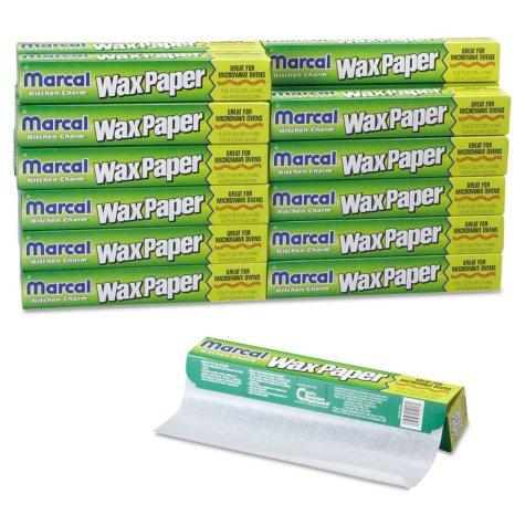 Kitchen Charm Wax Paper Roll - 24 ct.