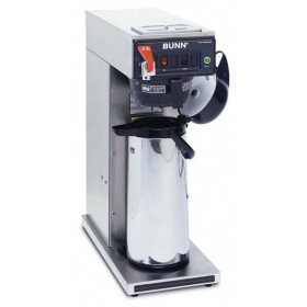 commercial coffee maker with water hookup