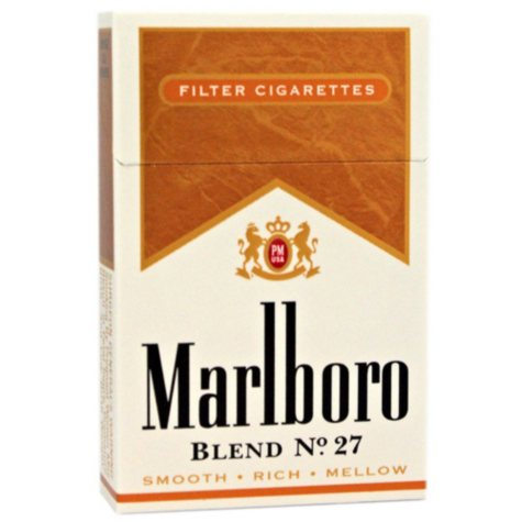Marlboro  Blend No. 27  1 Carton