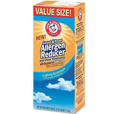 Arm & Hammer Carpet & Room Allergen Reducer and Odor Eliminator