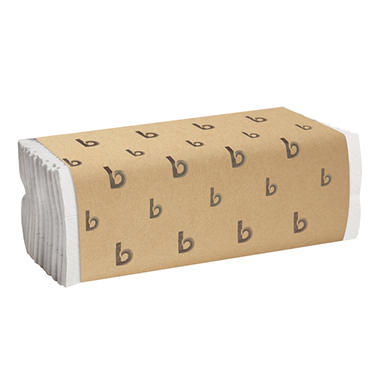 Boardwalk - Economy C-Fold Paper Towels, 1-Ply - 2,400 Sheets