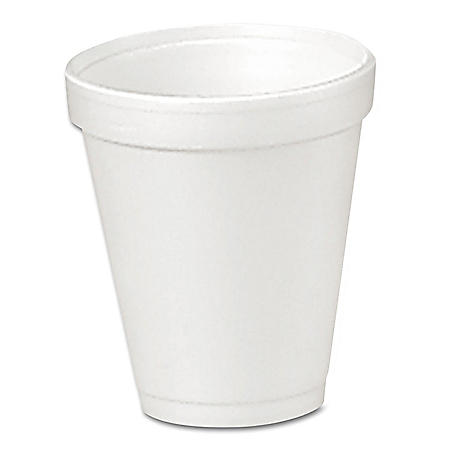 Member's Mark by Dart® Foam Cups - Hot and Cold (Choose Your Size and Count)