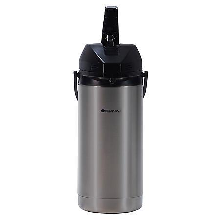 BUNN 3.8 Liter Stainless Steel Lined Airpot
