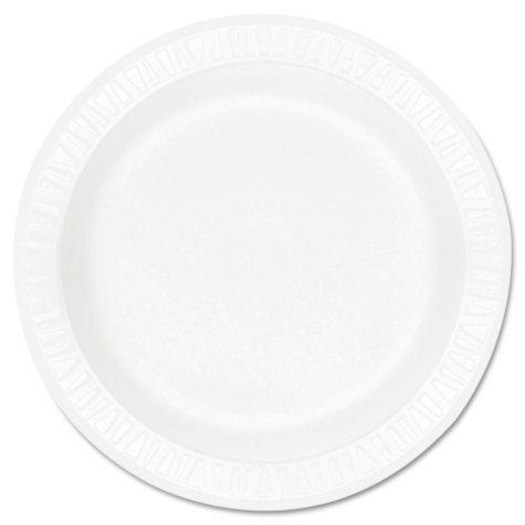 "Dart Concorde Foam Plates, 9"" (500 ct.)"