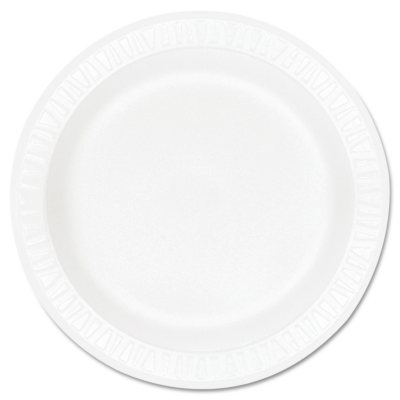Dart Concorde Foam Plates ...  sc 1 st  Samu0027s Club & Disposable Plates - Samu0027s Club