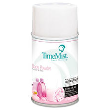 TimeMist Metered Aerosol Dispenser Refill - Baby Powder - 12 refills