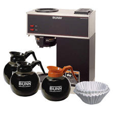 Bunn? VPR Small Office Coffee Brewer Package