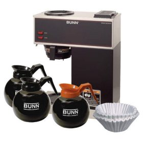 BUNN® VPR Small Office Coffee Maker Package with Decanters and Filters