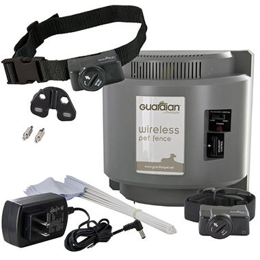 Guardian By Petsafe Wireless Fence System With Extra