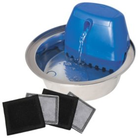 Aqua Stream Pet Fountain with 4 Replacement Filters