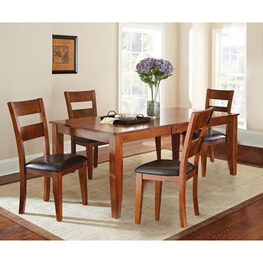 Gentil Weston Dining Set   Mango (5 Pc.)