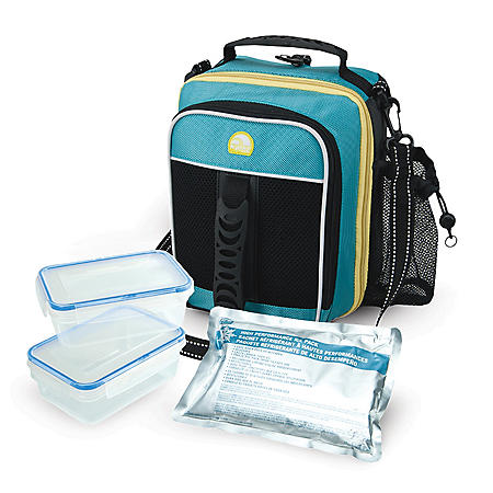 Igloo Hot Brights Lunch Kit - Assorted Colors