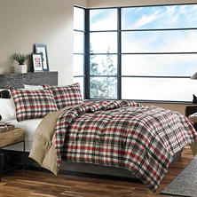 Eddie Bauer Astoria Down-Alternative Comforter Set (Assorted Sizes)