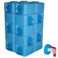 WaterBrick Storage Container (3.5 gallon, 10 pk.)