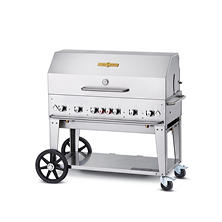 "48"" Stainless Steel Natural Gas Grill"