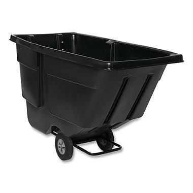 Rubbermaid Tilt Truck - 1 cubic yard
