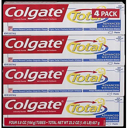 Colgate® Total® Advanced White Toothpaste