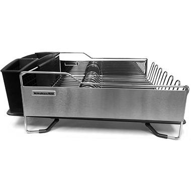Kitchenaid Dish Rack Stainless Steel