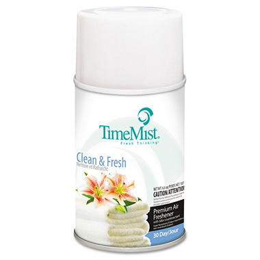OFFLINE TimeMist Metered Aerosol Dispenser Refill - Clean & Fresh