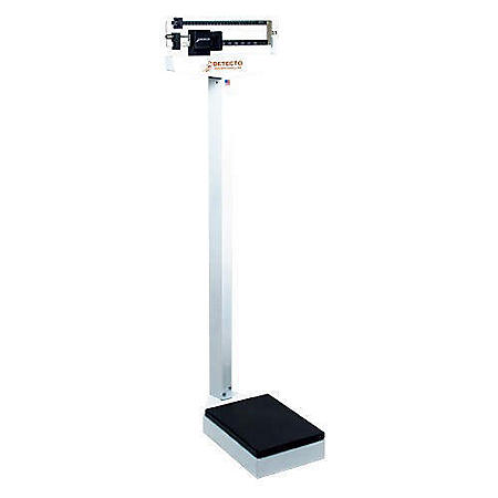 Detecto Physician Scale, 400 lb. capacity