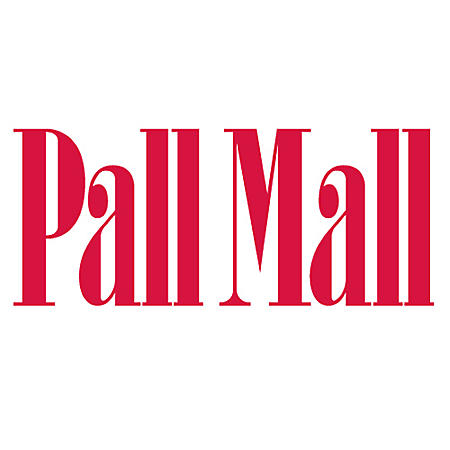 XX-Pall Mall Savings Orange 100s Box - 200 ct.