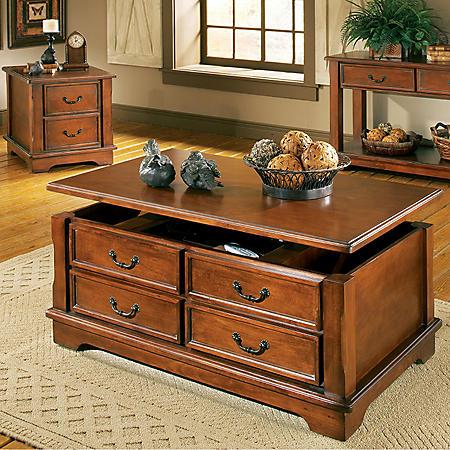 Jackson Living Room Table Set - 3 pc.