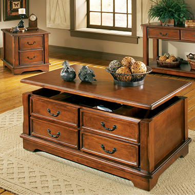Jackson Living Room Table Set - 3 pc.