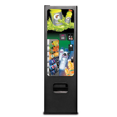 Selectivend CB300 Gatorade? Can/Bottle Vending Machine