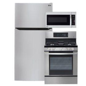 Sam's Club - Appliance Bundles