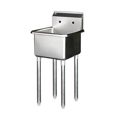 Mop Sink - Stainless Steel - 1C18-ND-M