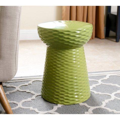Zara Garden Stool, Assorted Colors