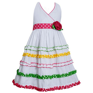 DRESS WHITE 3T IN-CLUB #13920