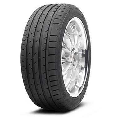 Continental ContiSportContact 3 - 255/40ZR18XL 99Y Tire