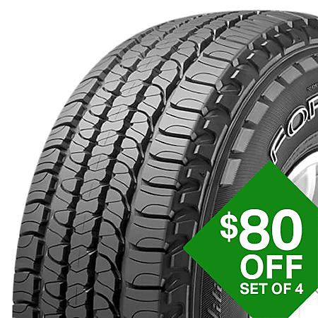 Goodyear Fortera HL - P255/65R18 109S Tire
