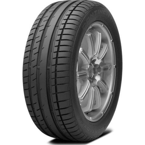 Continental ExtremeContact DW - 245/35ZR21XL 96Y Tire