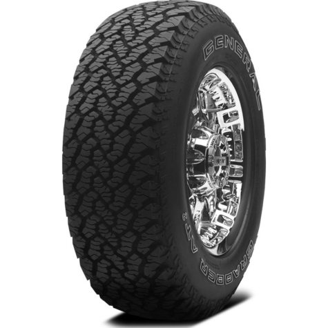 General Grabber AT2 - LT285/60R18/E 122Q Tire