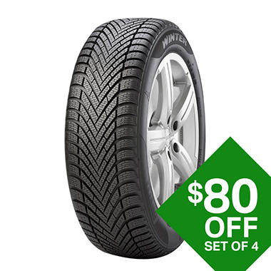 Pirelli Cinturato Winter - 205/55R16 91H Tire