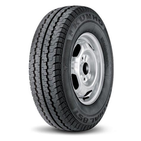 Kumho Commercial A/S 857 - 205R14D 110Q Tire