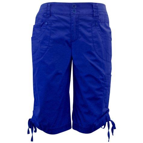Knit Waist Bermuda Shorts