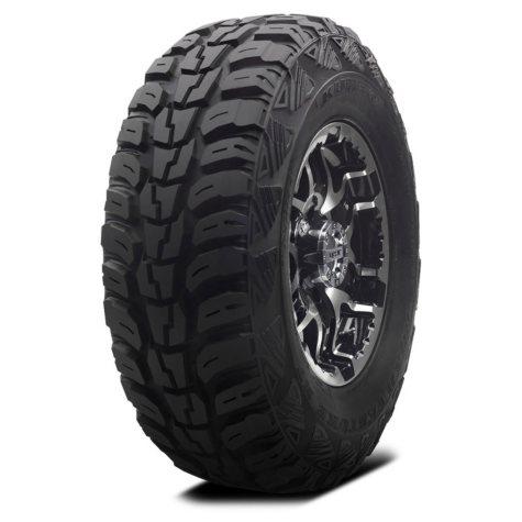 Kumho Road Venture MT KL71 - 35X12.50R18D 118Q Tire