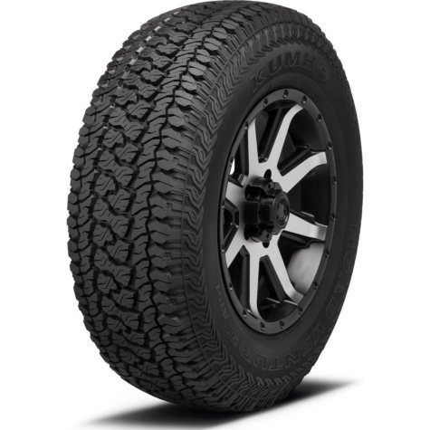 Kumho Road Venture AT51 - LT285/65R18/E 122R Tire