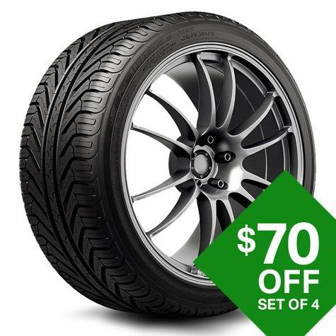 Michelin Pilot Sport A/S Plus - 255/40R20/XL 101V Tire