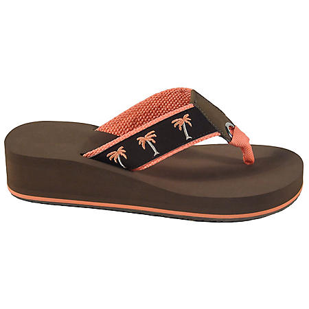 Breezy Sandals - Chocolate