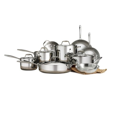 Member's Mark Tri-Ply Clad 14-Pc. Cookware Set