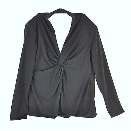 LS KNOT FRONT TOP ECI KNOT FRONT TOP