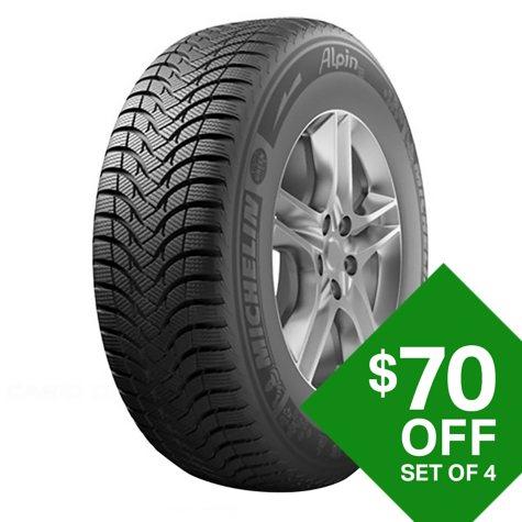 Michelin Pilot Alpin PA4 - 285/30R19XL 98W Tire