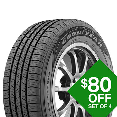 Goodyear Assurance All-Season - 225/55R17 97T Tire