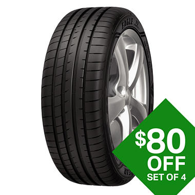 Goodyear Eagle F1 Asymmetric 3 - 235/35R19/XL 91Y Tire