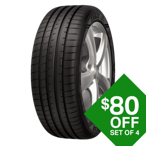 Goodyear Eagle F1 Asymmetric 3 - 265/35R22/XL 102W Tire
