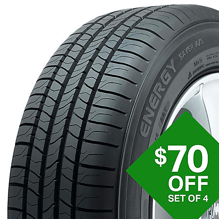 Michelin Energy Saver A/S - 205/55R16 91H Tire